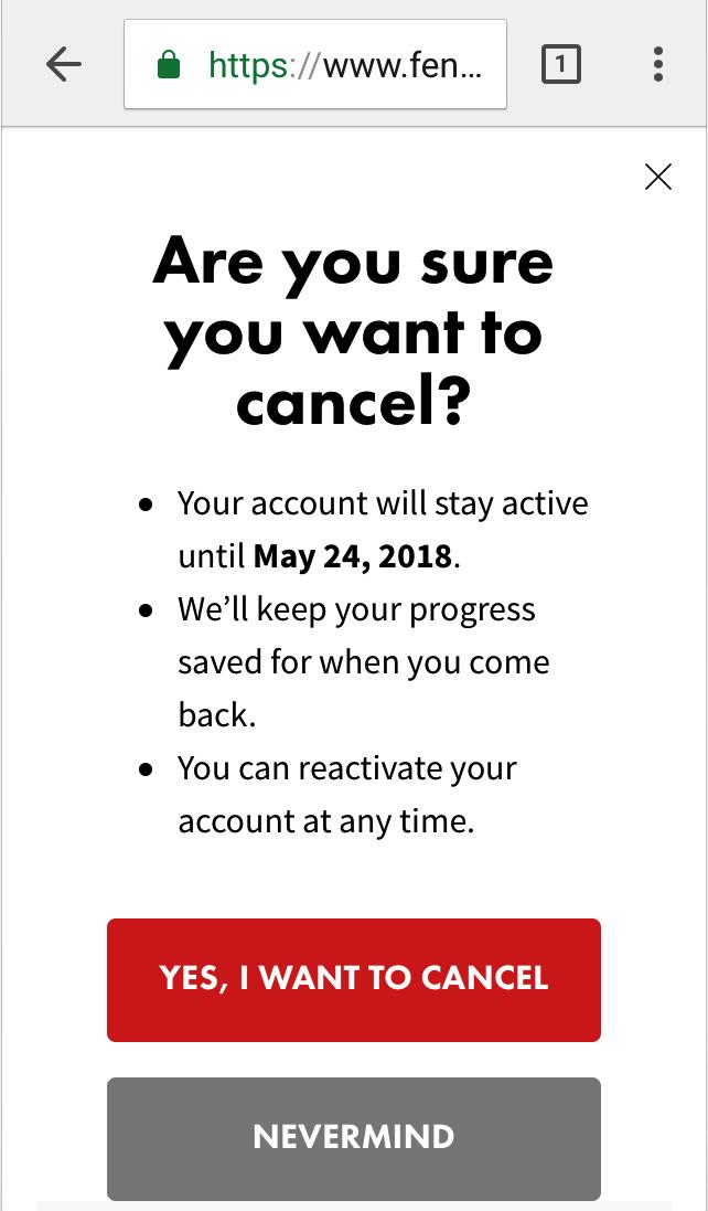 How Do I Cancel My Subscription Fender Play